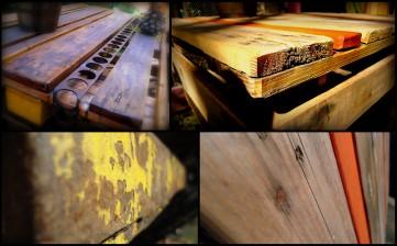 Collage Texturas Mesas